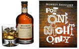 monkey shoulder whiskeys